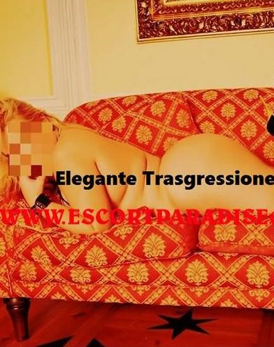 elegante trasgressione