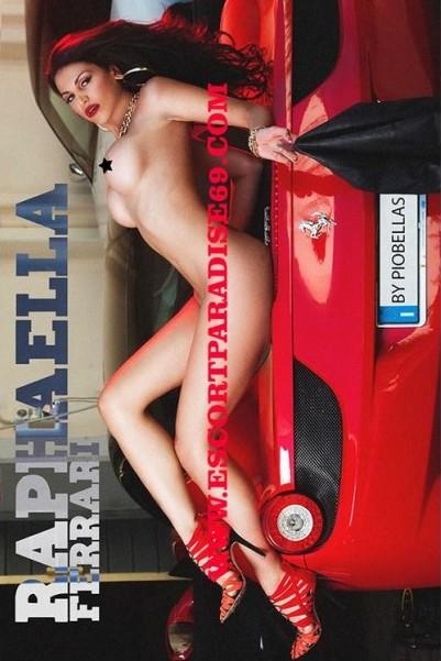 Raffaella ferrari tx05